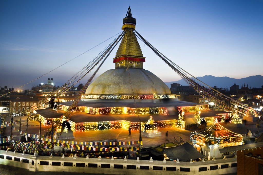 Boudha Nath Stupa, Kathmandu
