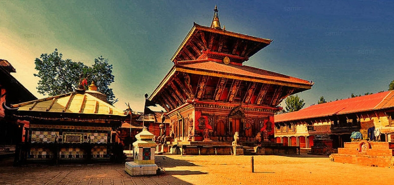 Changunarayan-Temple