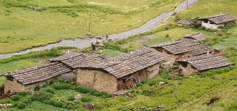 Chebisa-Village