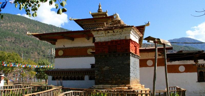Chimi-Lhakhang-Monastery