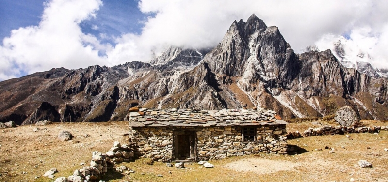 Dingboche-everest