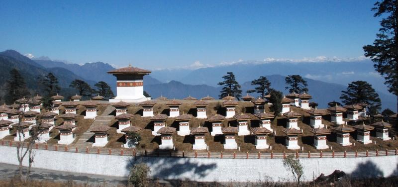 Dochula-Bhutan