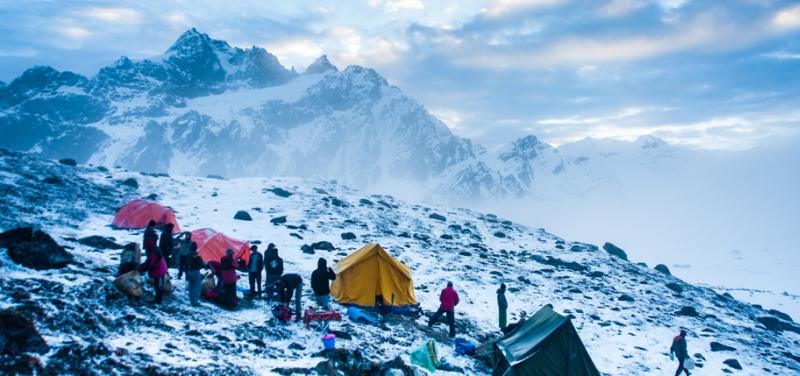 Kanchenjunga-base-camp