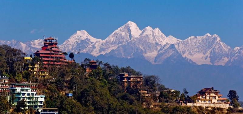 Nagarkot-Valley