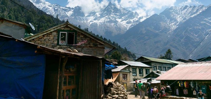 Phakding-nepal