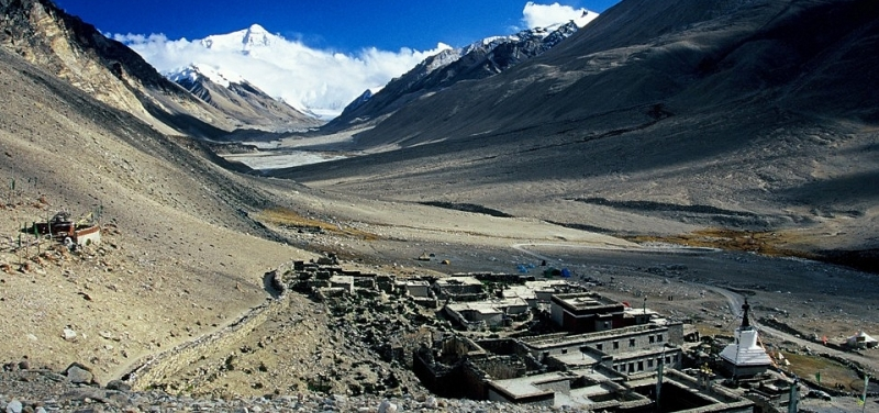Rongbuk-monastery-tibet