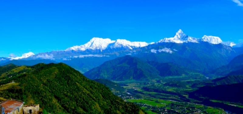 Sarangkot-pokhara