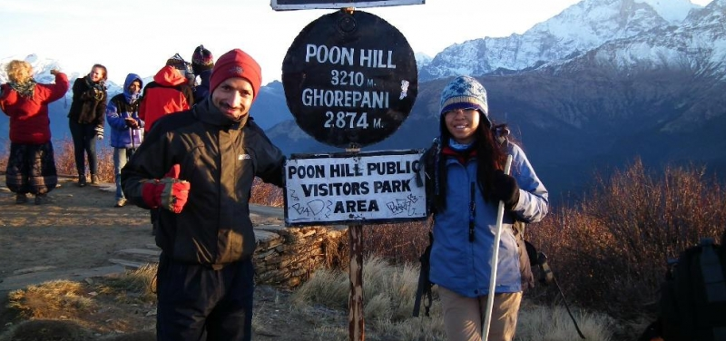 Short-poon-hill-trek
