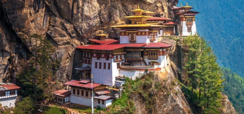 Taktsang-Monastery