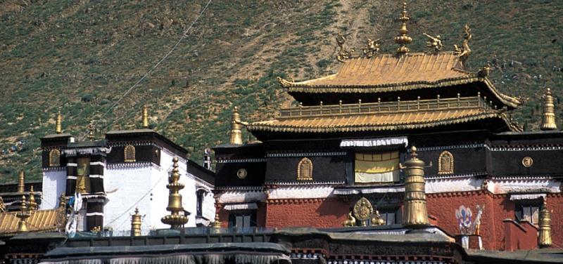 Tashilhunpo_Monastery