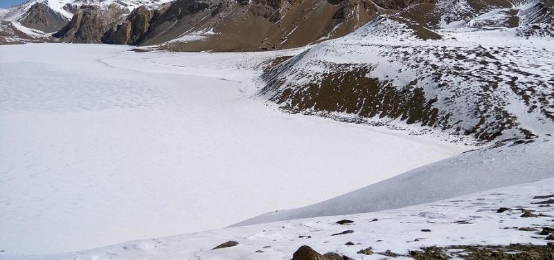 frozen-tilicho-lake