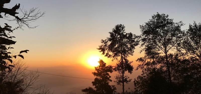 nagarkot-sunrise