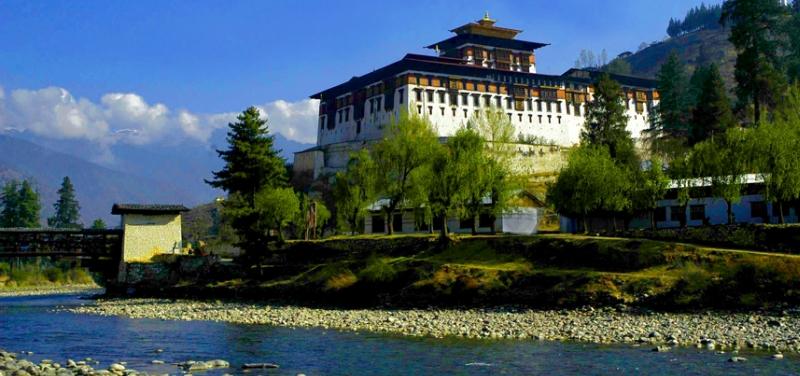 paro-dzong