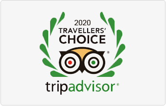 Breakfree adventures awarded by tripadvisor travellers choice award 2020