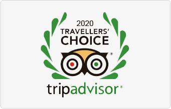 Breakfree adventures awarded by tripadvisor travellers choice award 2020