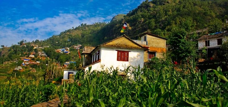 village-sirubari
